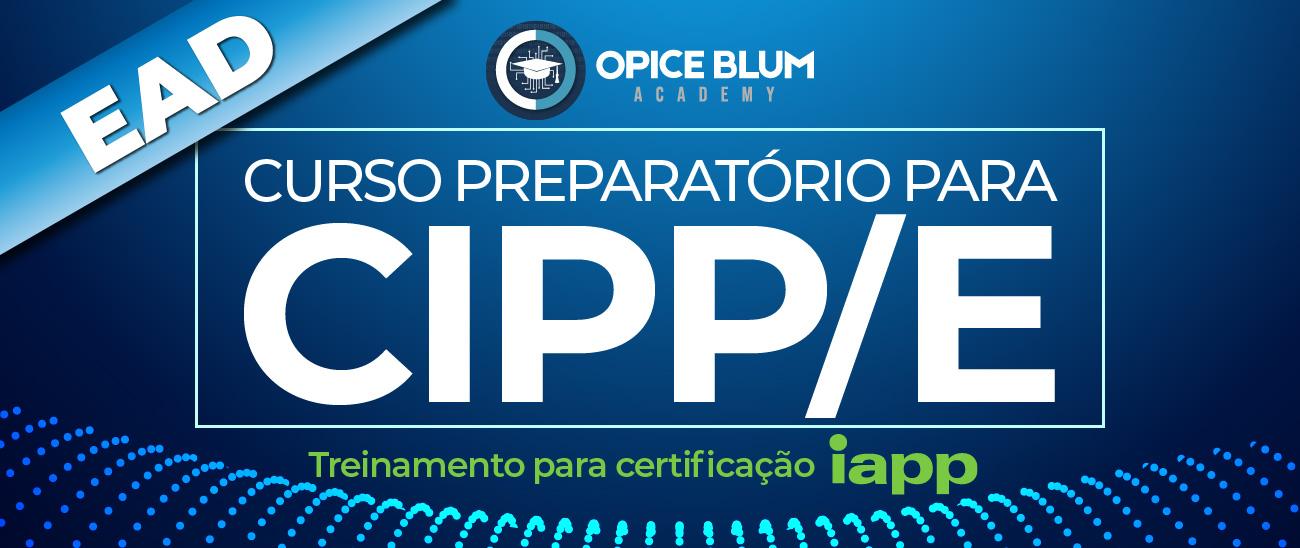 Curso preparatório para CIPP/E - EAD