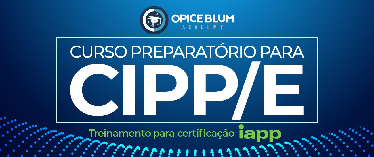 Curso preparatório para CIPP/3