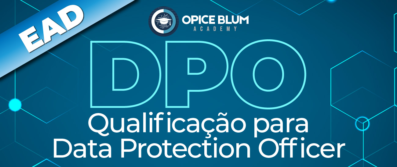 Qualificação para Data Protection Officer - EAD