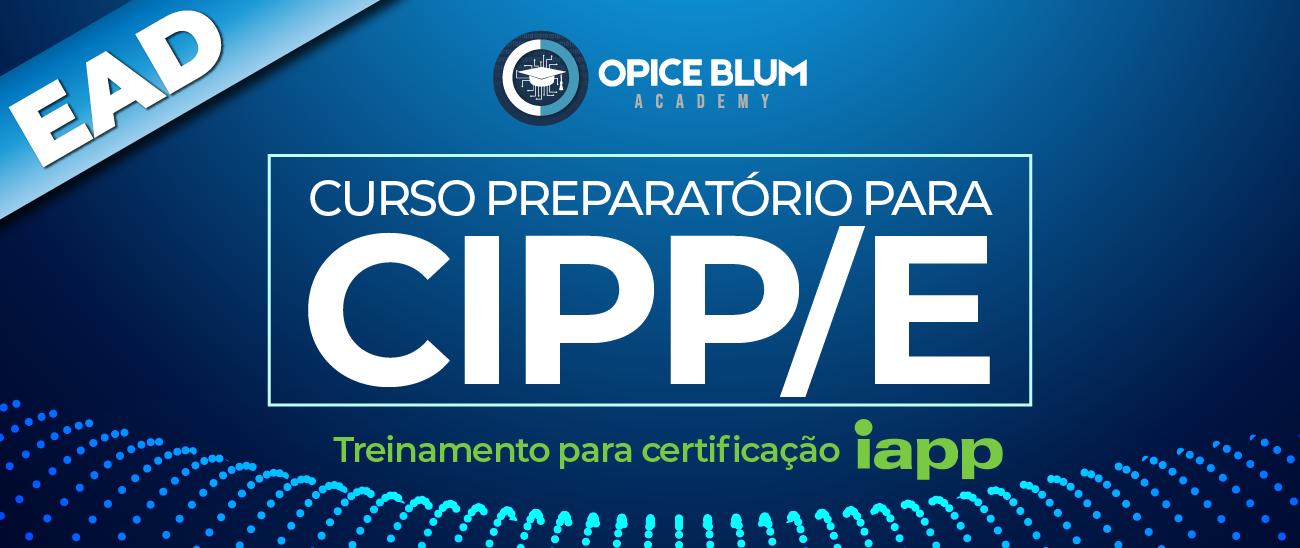 Curso Preparatório para CIPP/E