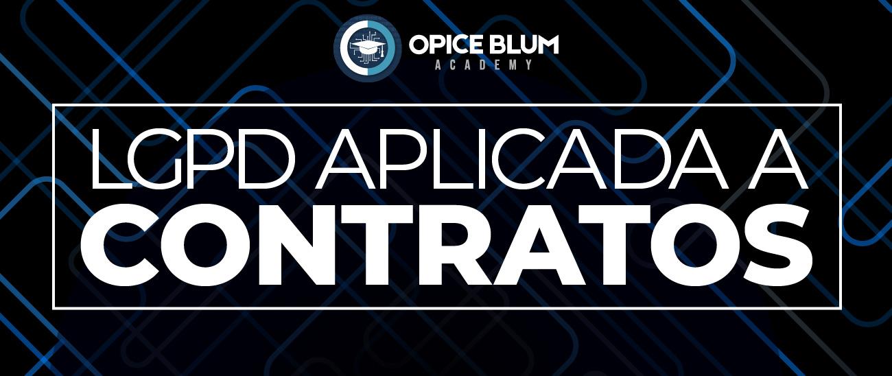 LGPD aplicada a contratos