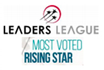 Leaders League Most Voted Rising Star