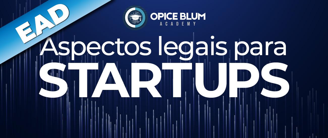 Aspectos legais para startups - EAD