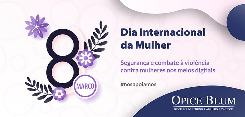 8 de março - dia internacional das mulheres