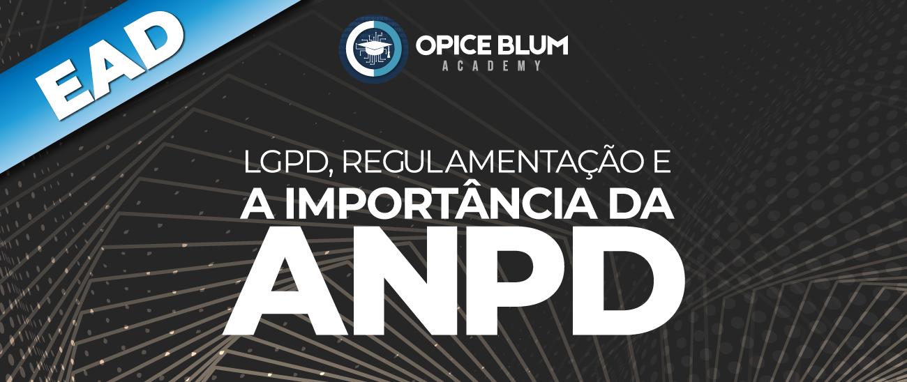 LGPD, Regulamentação e a importância da ANPD