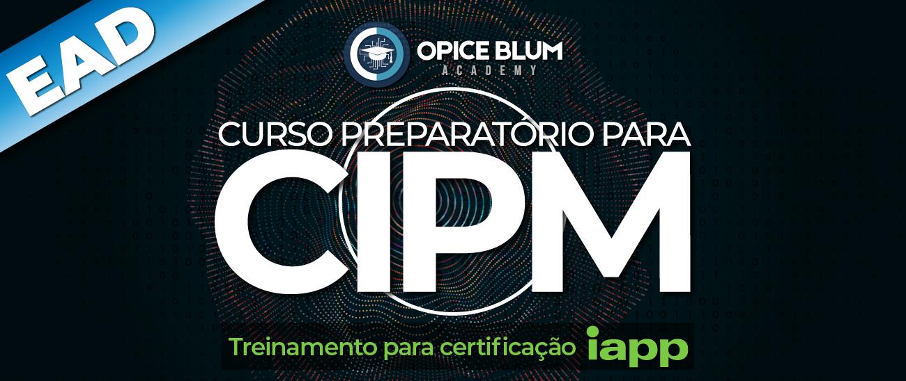 Curso preparatório para CIPM
