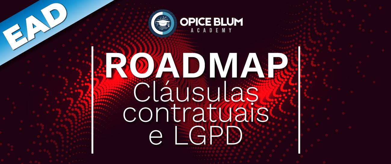 Roadmap: cláusulas contratuais e LGPD