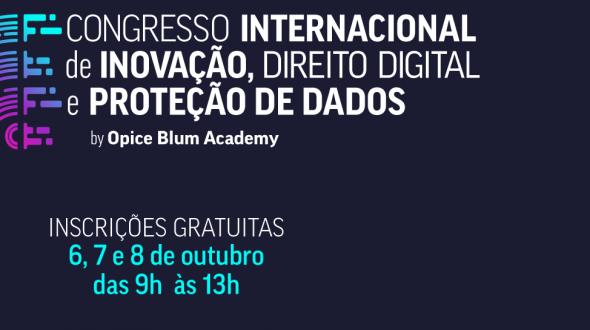 Congresso Internacional de Inovação, Direito Digital e Proteção de Dados